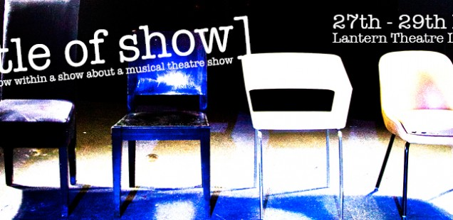 Get your tickets now for [title of show]
